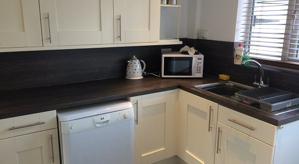 New Fitted Kitchen in Whitby Cottage