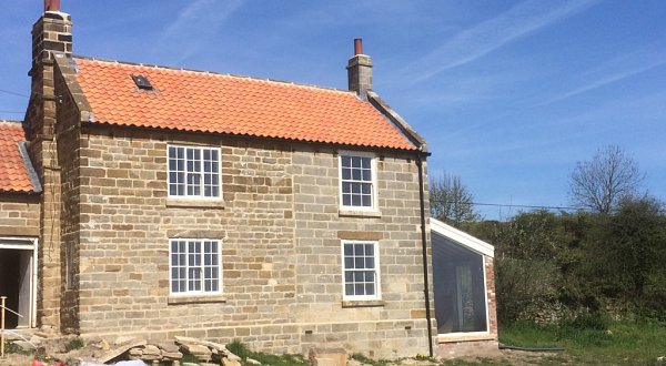 Renovation of a Grade 2 Listed Farmhouse